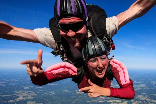 skydiving slang terminology