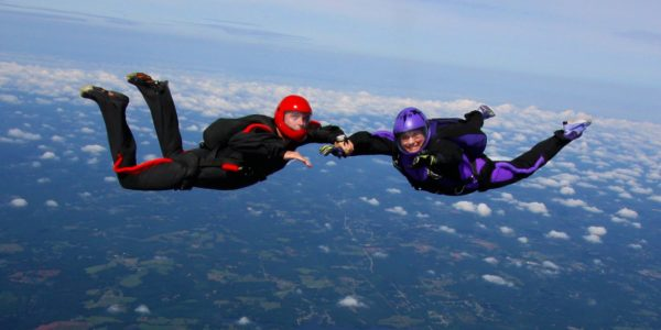 AFF Skydiving at Skydive Monroe