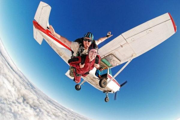 CESSNA 182 Skydive Monroe