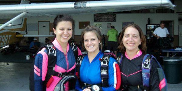 Skydiving Staff. Skydive Monroe