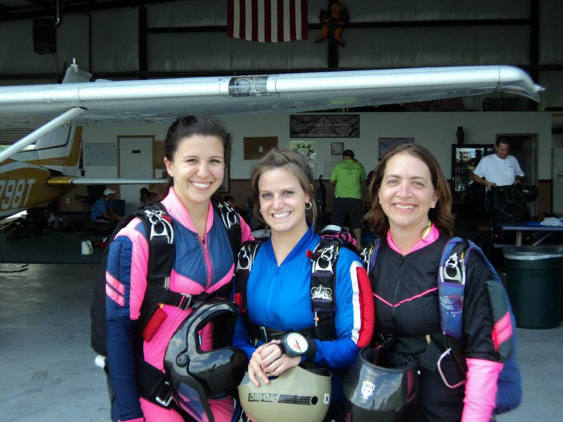Skydiving Staff. Skydive Monroe