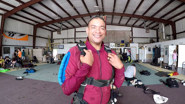 Quiency Dugger Story Skydiving