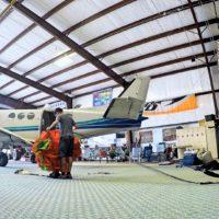 Skydive Monroe USPA member dropzone