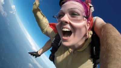 skydiving type