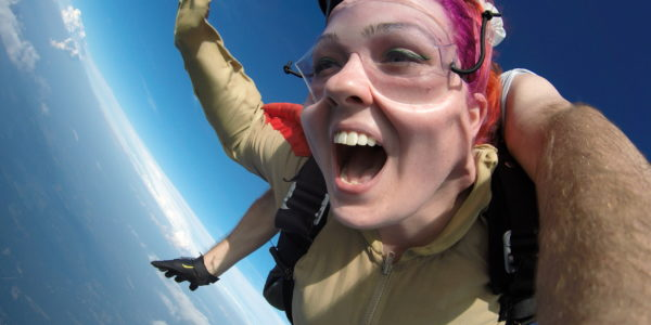 3 Tips for Breathing in Freefall