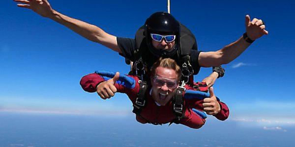 Skydiving Experience - Skydive Monroe