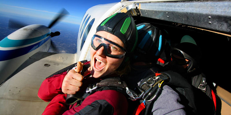 Skydiving Goggles