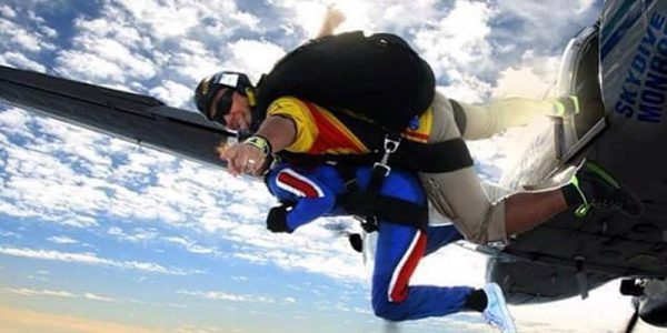 Skydiving Weather: What to Expect