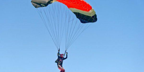 Skydiving Parachute - Skydiving Monroe