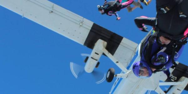 skydiving planes, Skydive Monroe