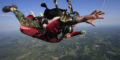 breathing tips tandem skydiving