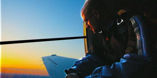 skydiving addiction