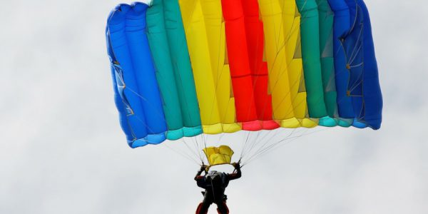 How Often Do Skydiving Parachutes Fail?