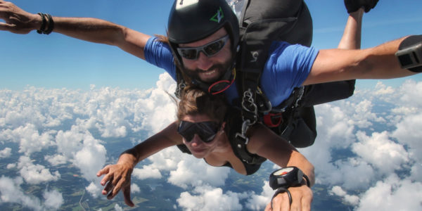 Skydiving video, why they are worth the money