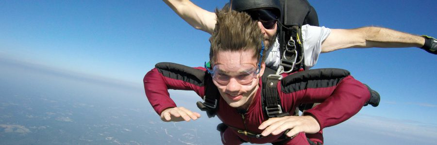 Skydiving and Your Ears