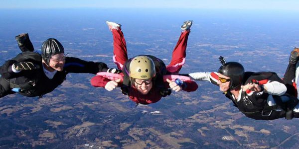 Skydiving Georgia