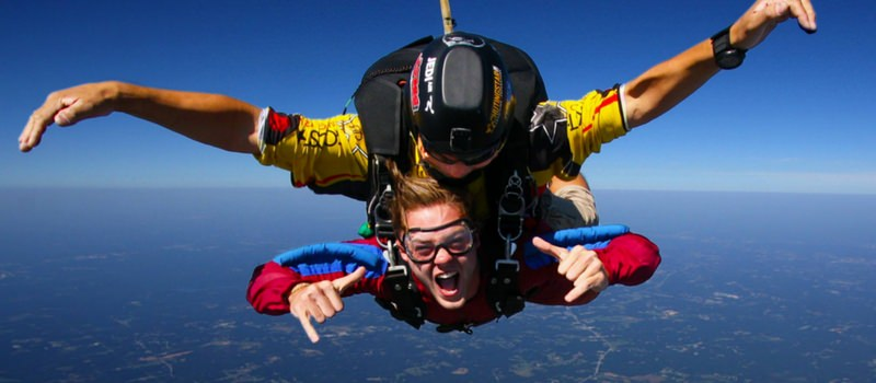 Ready to Skydive, What You Need to Know