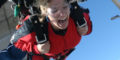 skydiving monroe, tandem skydiving