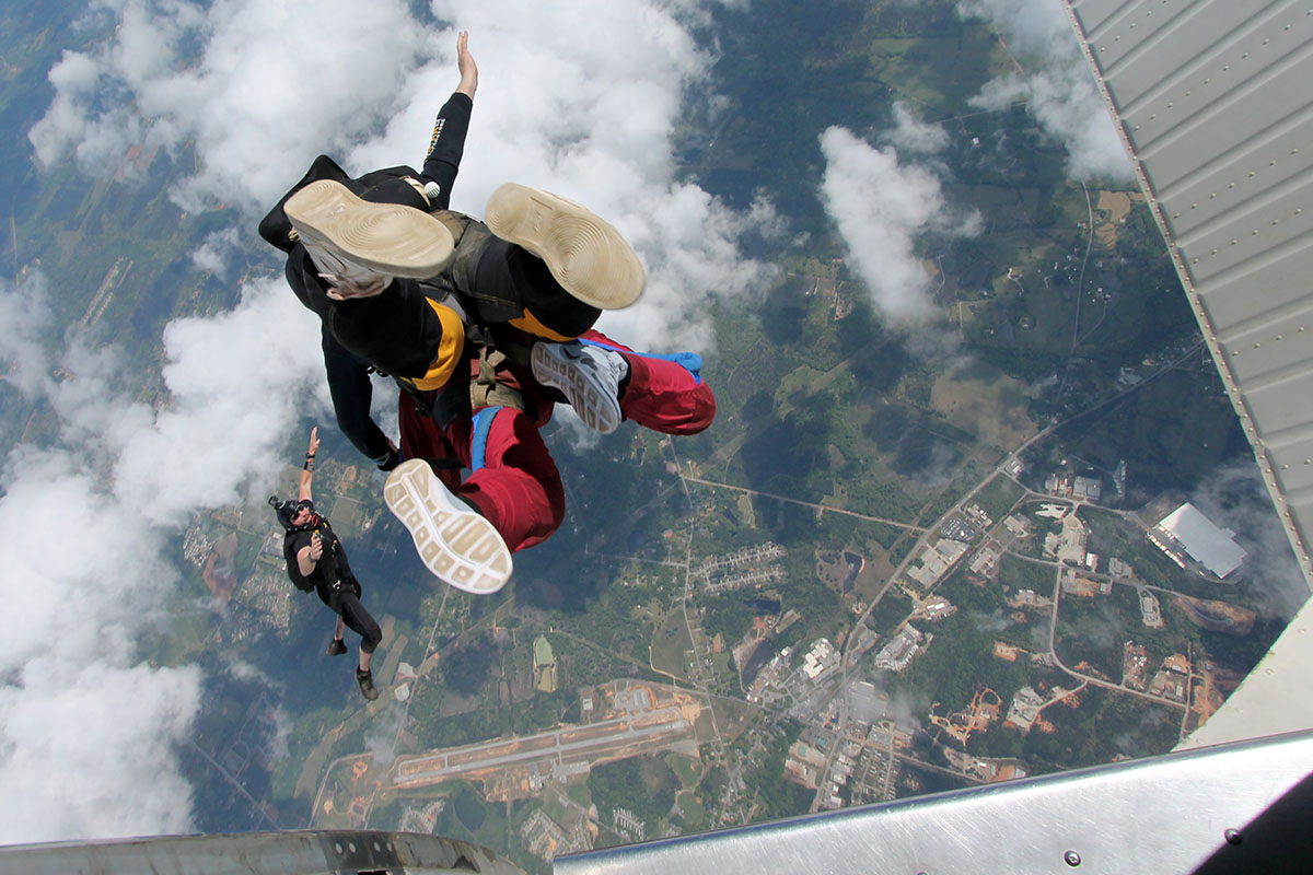 Skydiving Video Packages | Skydive Monroe