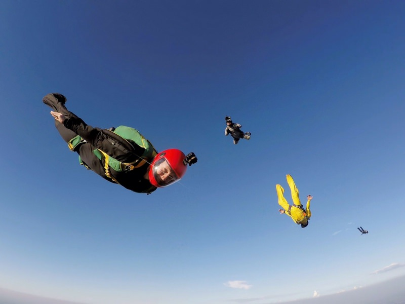 Image result for skydiving